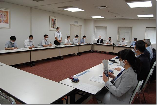 【写真2】  建設業地域懇談会