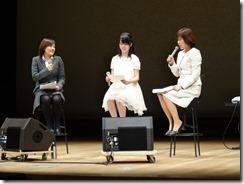 臼澤みさきさんと若手女性技術者とのトーク