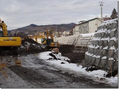 河川災害復旧工事2