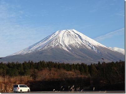 富士教育訓練センターからの眺望