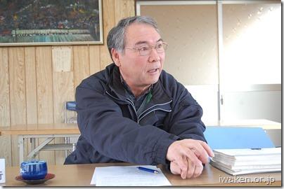 佐藤建設(株)常務取締役 片座康行さん