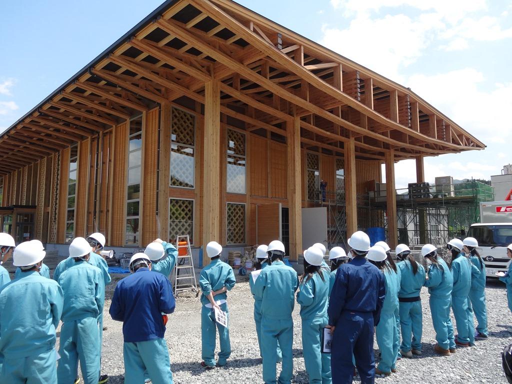 住田町新庁舎と遠野木工団地 - いわけんブログ