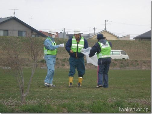 H29.4.15 北上川等の河川清掃0014