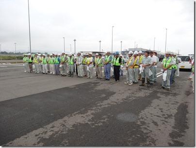 活動空の日県道清掃 026