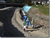 河川改修工事2
