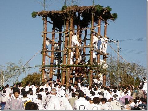 室根神社特別大祭