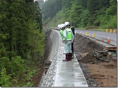 道路改築工事3