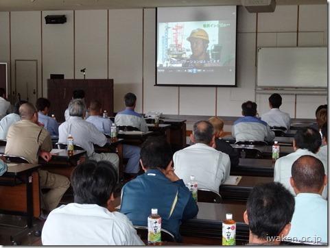 DVDビデオによる学習