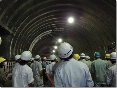 三陸沿岸道路 トンネル