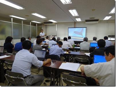 25ブログ投稿研修会