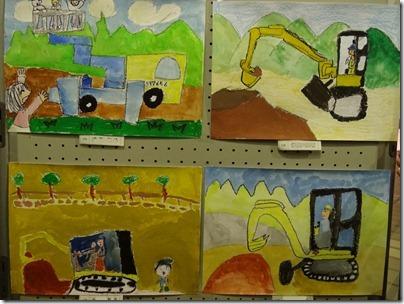 3年生の作品