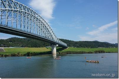 第20回北上川流域交流Eボート大会