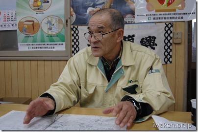 刈屋建設(株)五十嵐 和朗さん