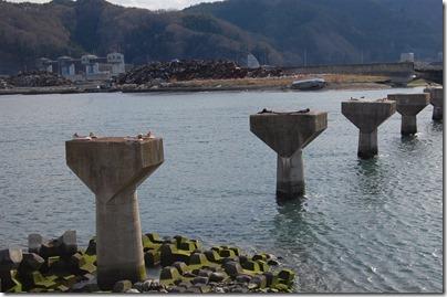 JR山田線大槌川橋梁