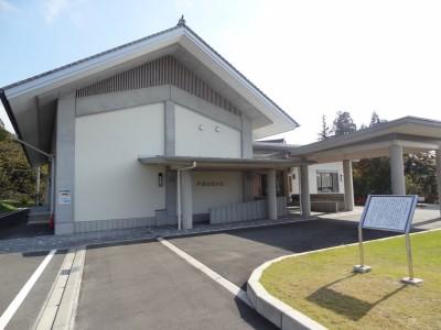 芦東山記念館