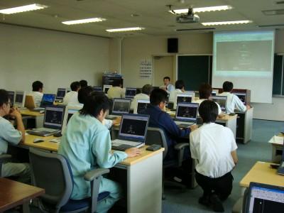 DSC090709電子納品研修風景.JPG